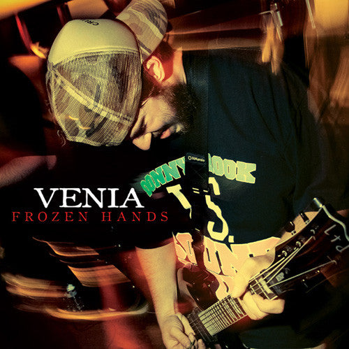 "Venia ""Frozen Hands"" LP - red vinyl"