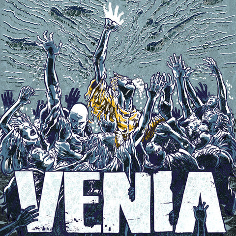 "Venia ""Frozen Hands"" CD"