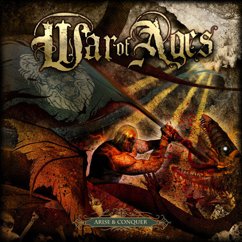 "War Of Ages ""Arise & Conquer"" CD"