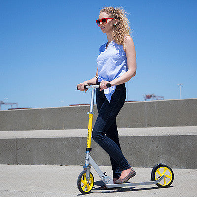 Fuzion Scooters from USA