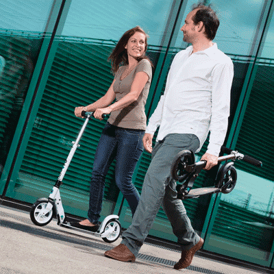 Kick Scooters for Commuting