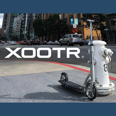 XOOTR Kick Scooters