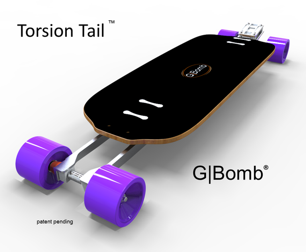 G|Bomb Torsion Tail