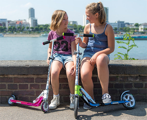 small wheel or big wheel kick scooter for child