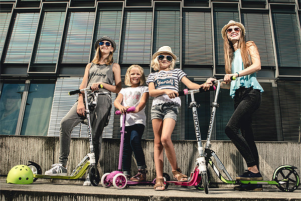 Buying Guide: How to choose a kick scooter for children