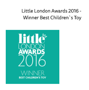 mini micro scooter won little london awards 2016