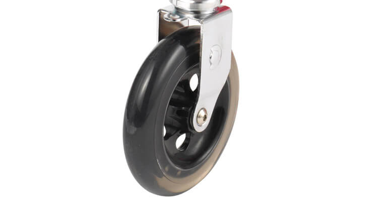 micro flex 145mm front wheel