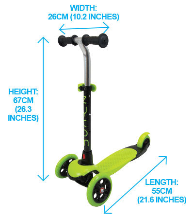zycom kick scooter for children