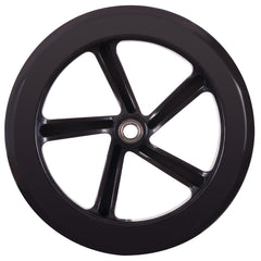 230mm wheel for kick scooters, closeup