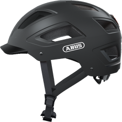 Abus Hyban 2.0 Urban Commuting bicycle helmet in Titan (Dark Grey)