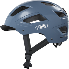 Abus Hyban 2.0 Urban Commuting bicycle helmet in Glacial Blue