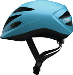 Abus Hubble 1.1 Kids Helmet  shiny blue