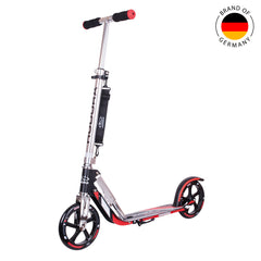 Hudora BigWheel 205 kick scooter Black Red