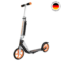 Hudora BigWheel 205 kick scooter Black Orange