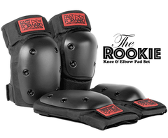 GAIN Protection Fast Forward THE ROOKIE Knee & Elbow Pad Set