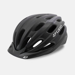 Giro Register Helmet in colour matte black, three quarter view