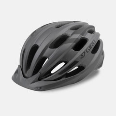 Giro Register Helmet in colour matte titanium, quarter view
