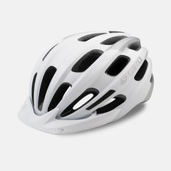 Giro Register Helmet in colour matte white, quarter view