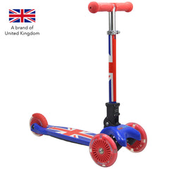 Kiddimoto U-Zoom - Union Jack