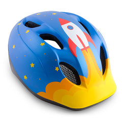 Met Buddy / Super Buddy Bicycle Helmet for Kids, Rocket Blue