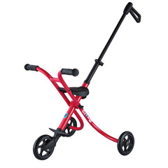 Micro Trike XL for older kids ruby red
