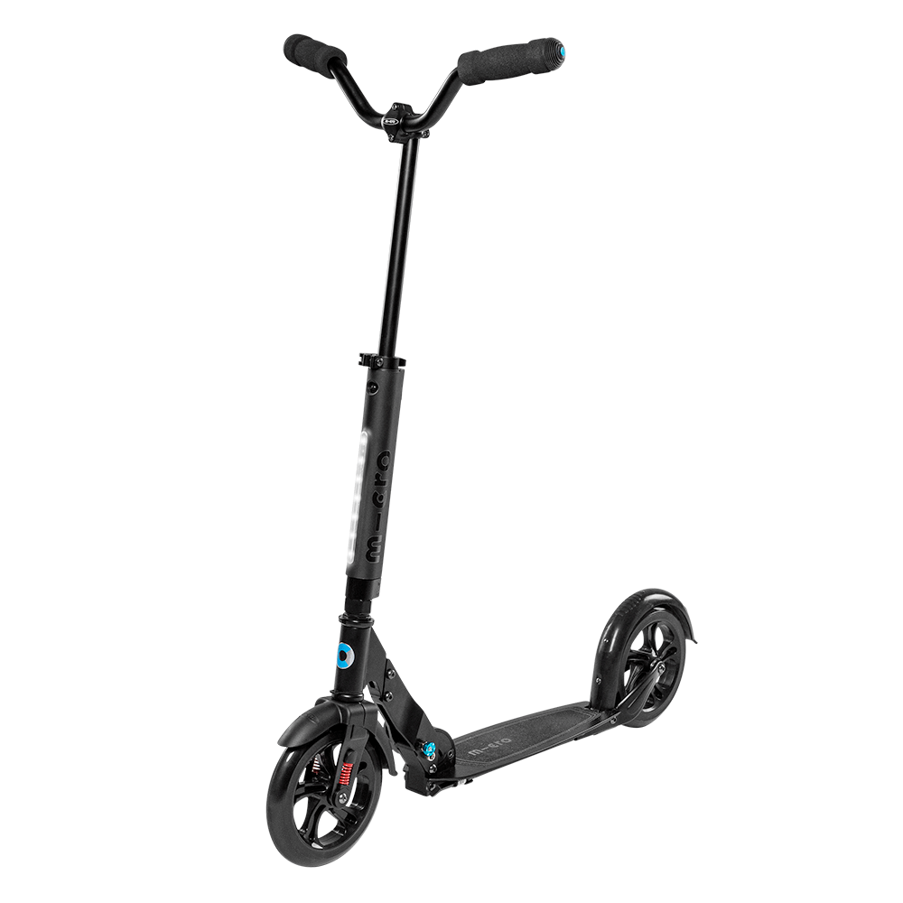Micro Urban Black kick scooter