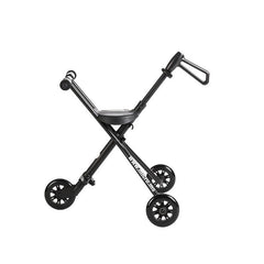micro trike for mothers and toddlers black side view