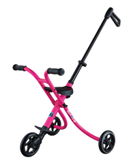 Micro Trike XL for older kids shocking pink