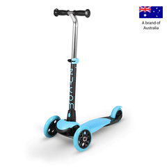 Zycom Zing 3 Wheel kick scooters for children - Blue
