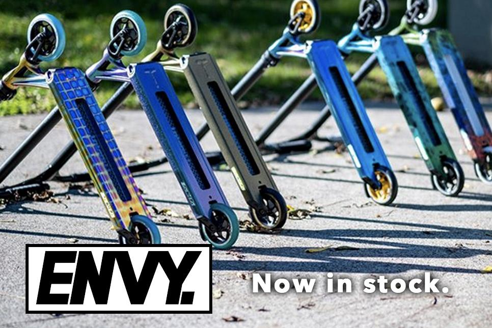Envy Blunt freestyle pro scooters