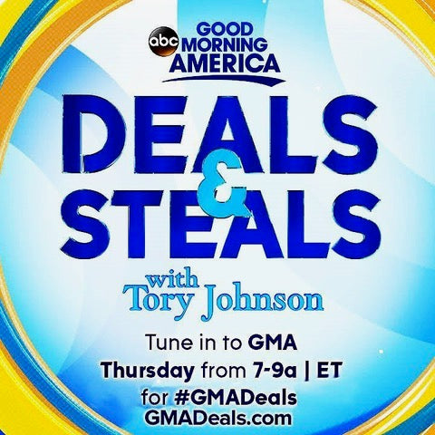 Good Morning America - Deals & Steals