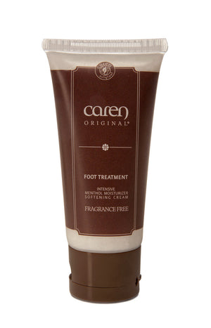 Caren Original Foot Treatment - Fragrance Free - 2 oz