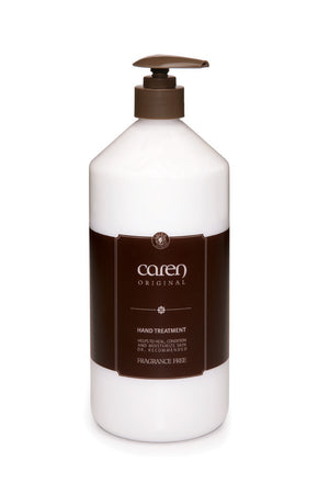 Caren Original Pump Hand Treatment - Fragrance Free - 32 oz