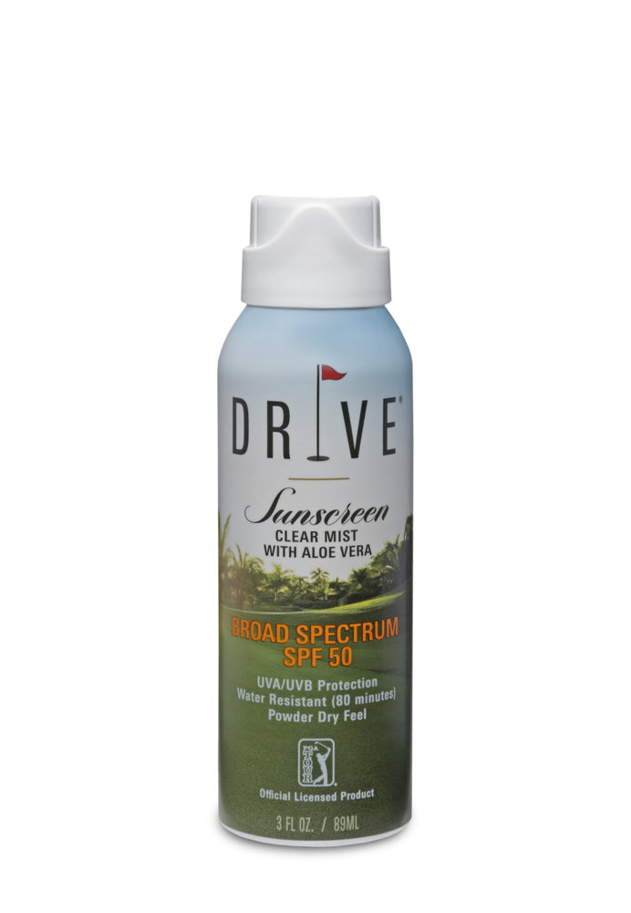 Load image into Gallery viewer, DRIVE SUNSCREEN Clear Mist with Aloe Vera SPF 50 - 3 oz