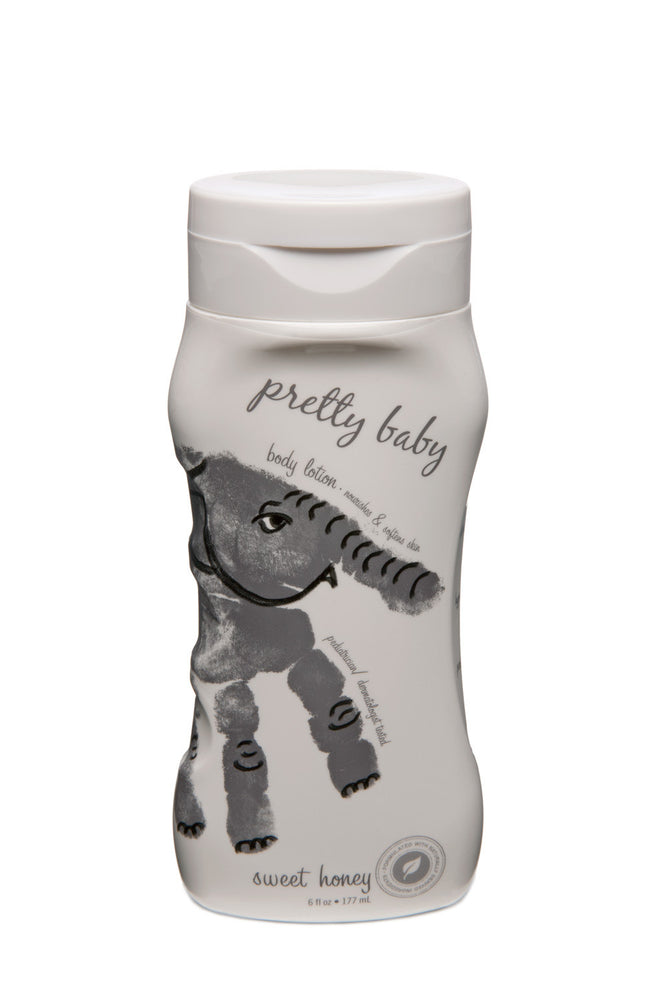 Pretty Baby Body Lotion Sweet Honey - 6oz Case