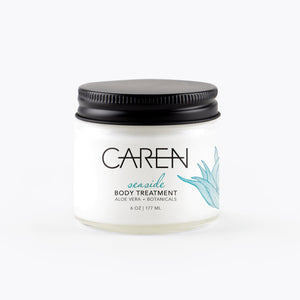 Caren Body Treatment - Seaside - 6 oz Glass Jar