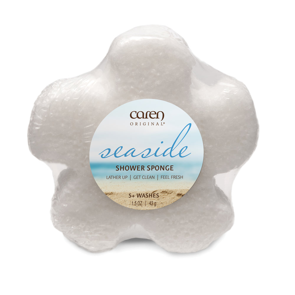 Caren Original Seaside MINI Shower Sponge