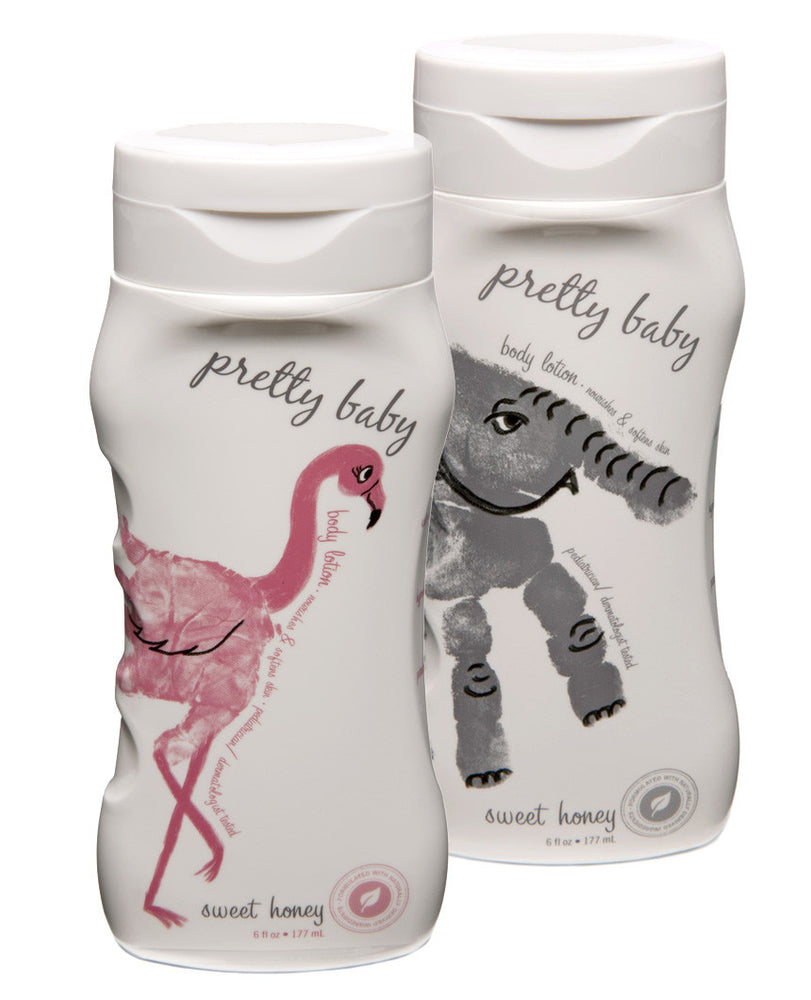 Load image into Gallery viewer, Pretty Baby Body Lotion Sweet Honey - 6oz