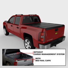 GMC Sierra 1500 2007-2013 Crew Cab 5.7' Short Bed