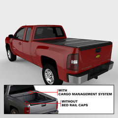 GMC Sierra 1500/2500 2007-2013 Std/Ext/Crew Cab 6.5' Short Bed