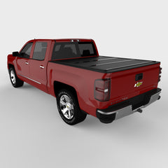 Chevrolet Silverado 2014-2016 Crew/Ext Cab 5.7' Short Bed