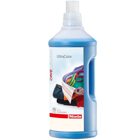 Miele Care Collection UltraColor 2L Liquid Detergent