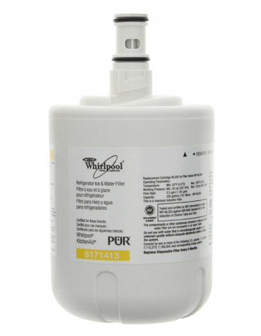Whirlpool 8171413 Refrigerator Ice and Water Filter