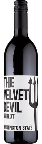 Charles Smith - The Velvet Devil Merlot 2017