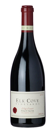 "Elk Cove - Pinot Noir ""Clay Court"""