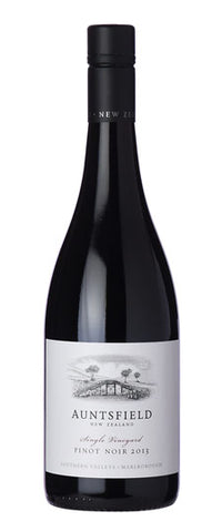 Auntsfield Estate - Pinot Noir