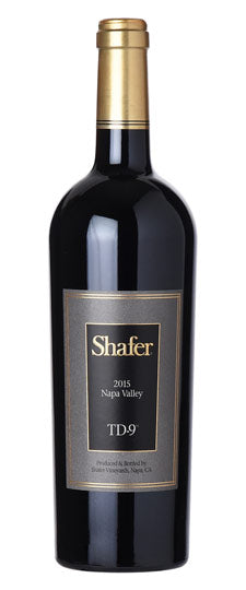 Shafer Winery - TD-9 2017