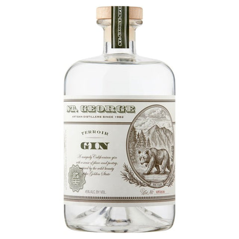 St. George Terrior Gin 750ml