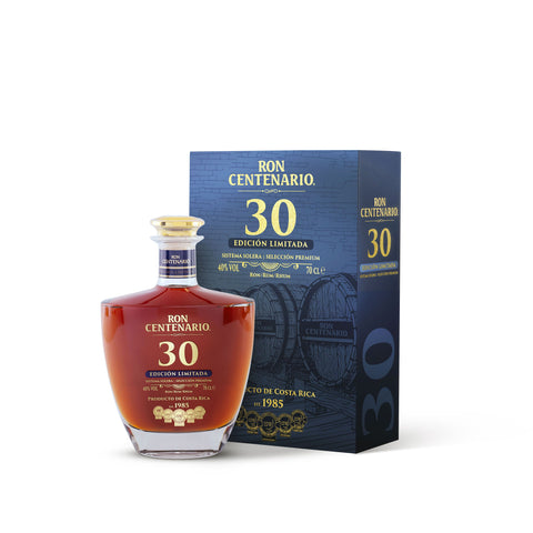 Centenario 30 Year Limited Edition
