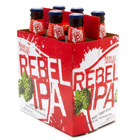 Samuel Adams Rebel IPA Case (4 x 6 330ml)